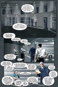"Heroes inc. ""Specimens"" – Page 5"