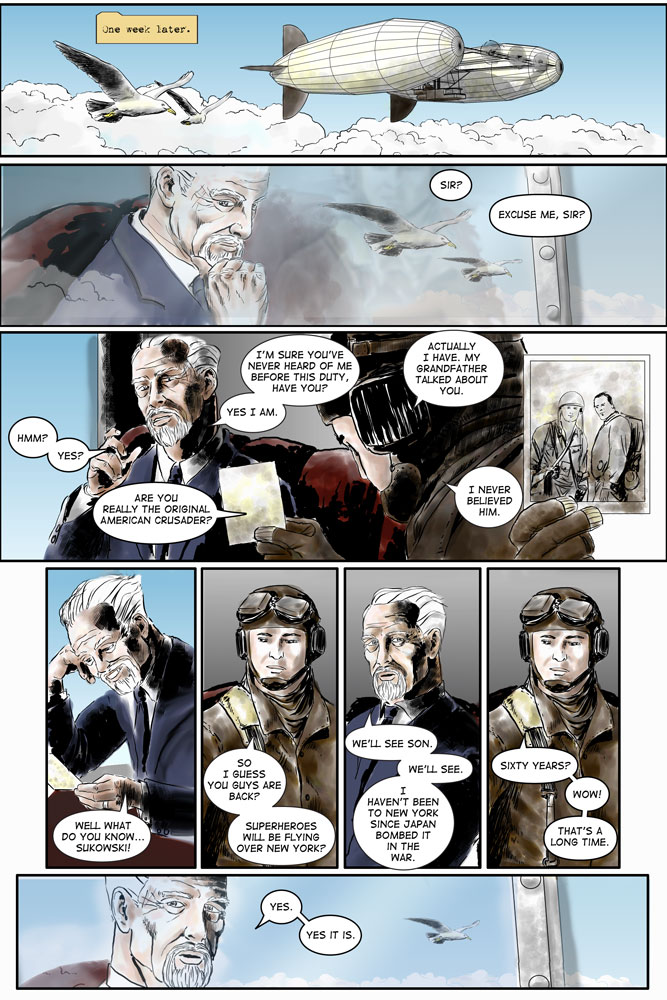 """Heroes inc. """"Specimens"""" – Page 28"""