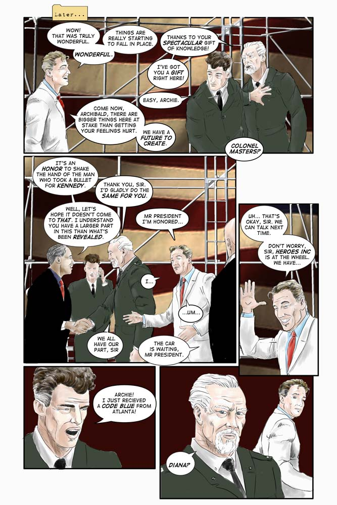 Heroes inc. -Book II, Page 24