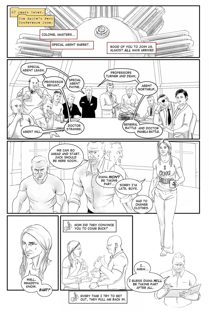 Heroes inc. – Book IV, Page10