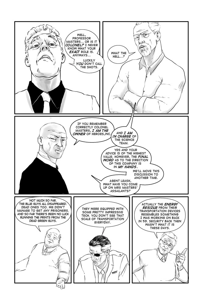 Heroes inc. – Book IV, Page 17
